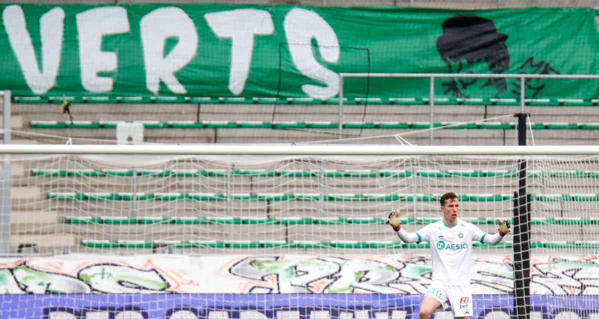 ASSE : Janot, supporters, maillot Vert, Etienne Green dévoile son conte de fées