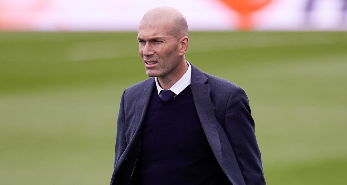 Real Madrid - Mercato : Zidane n'est plus l'entraîneur (officiel)