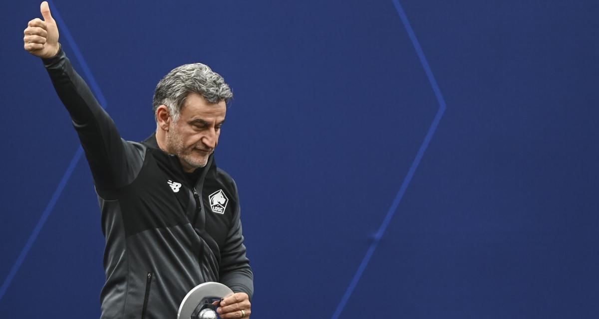 OL, LOSC: les 6 arguments de Lyon pour détourner Galtier de l'OGC Nice