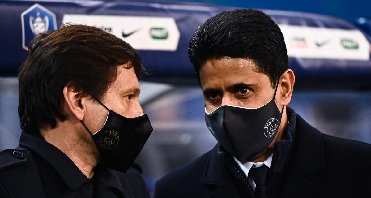 PSG - Mercato : tensions al-Khelaïfi - Leonardo à cause d'un cador de Serie A ?