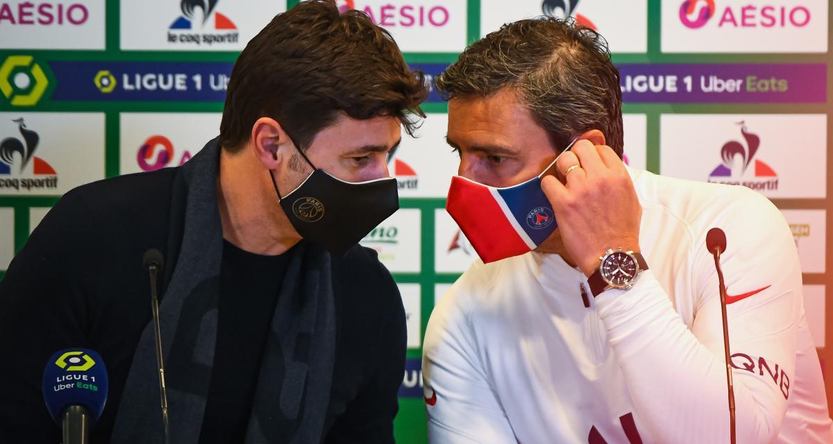 PSG: Pochettino sur le départ? La réponse cinglante du club