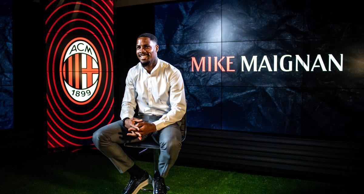 LOSC - Mercato : Mike Maignan au Milan AC, c'est officiel !