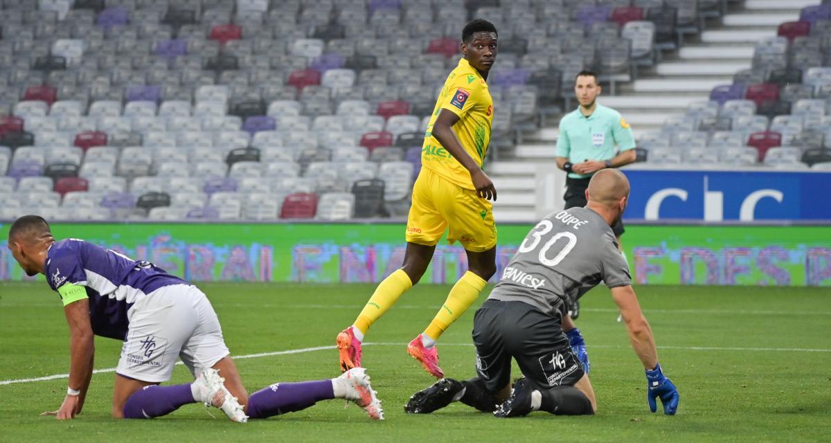 Toulouse – FC Nantes (1-2): les 4 enseignements du barrage aller
