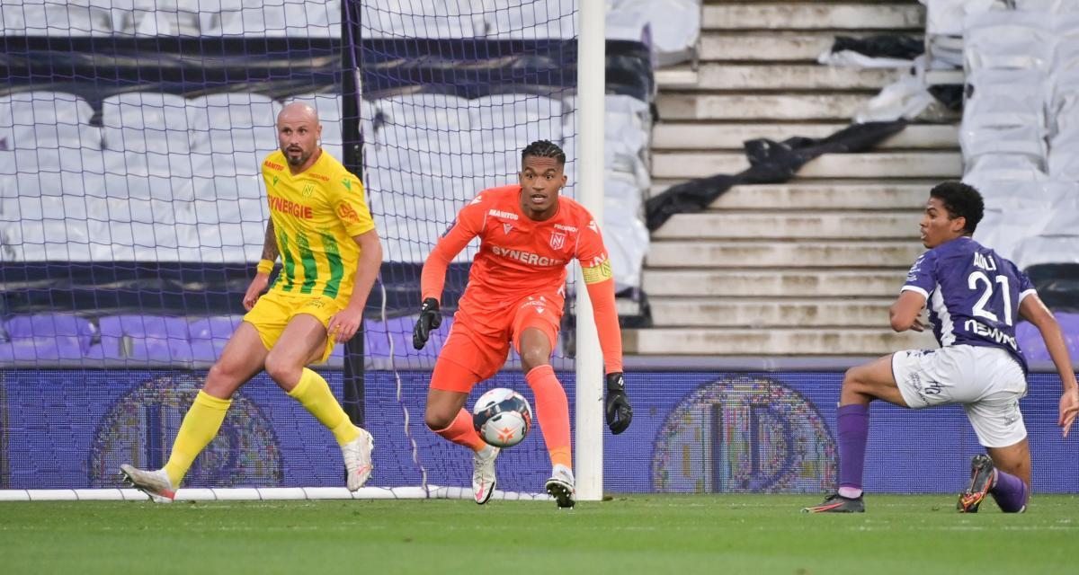 Toulouse – FC Nantes (1-2): Nicolas Pallois lance un premier message avant le barrage retour