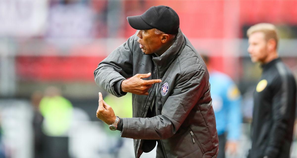 FC Nantes : Kombouaré ironise sur ses joueurs et lance un avertissement avant le barrage retour