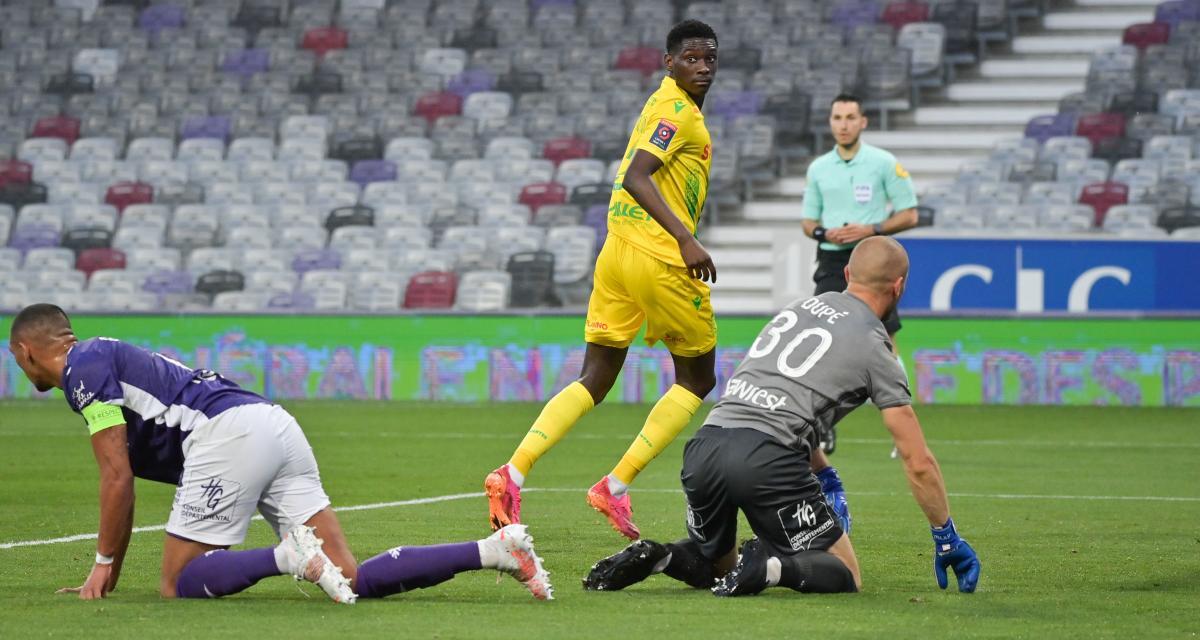 FC Nantes : Kolo Muani se signale encore et envoie un message fort avant le barrage retour