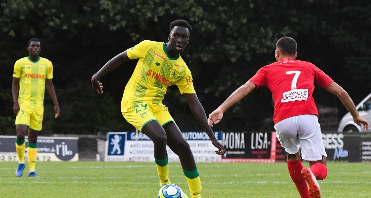 FC Nantes – Mercato: Brest s'est fait une priorité d'un banni des Canaris