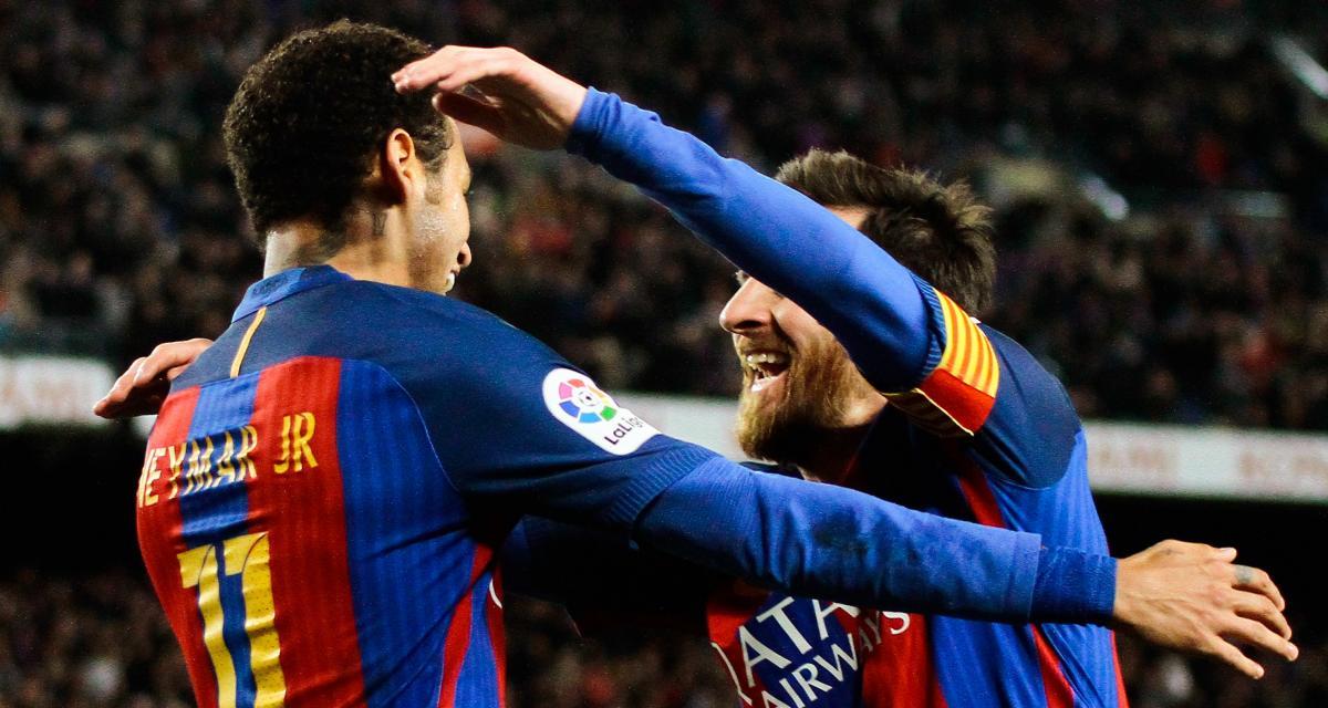 PSG, FC Barcelone - Mercato : Neymar envoie un message fort à Messi