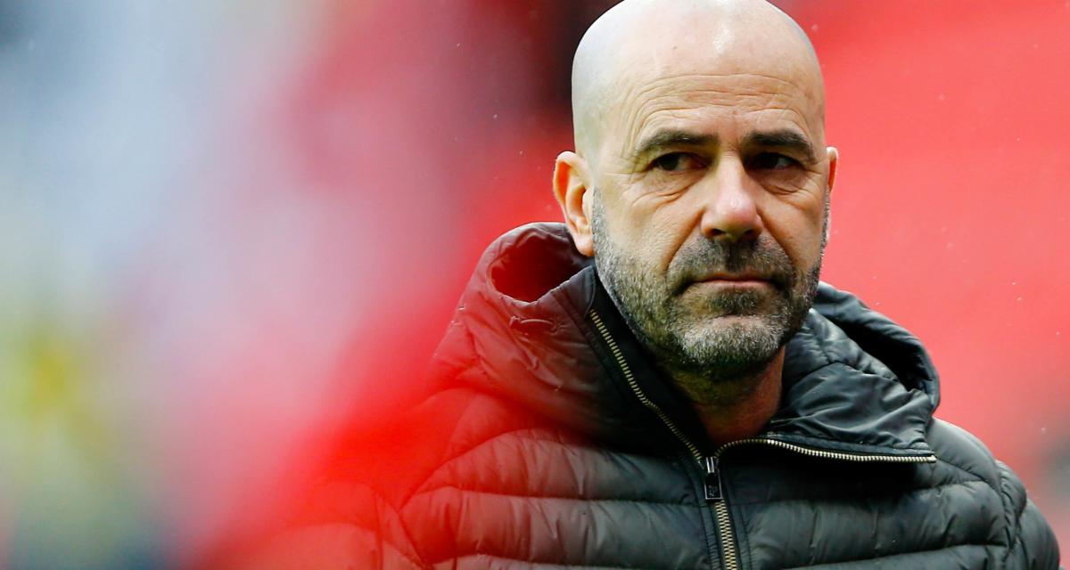OL: les 4 arguments qui font de Peter Bosz le coach parfait pour l'après-Garcia