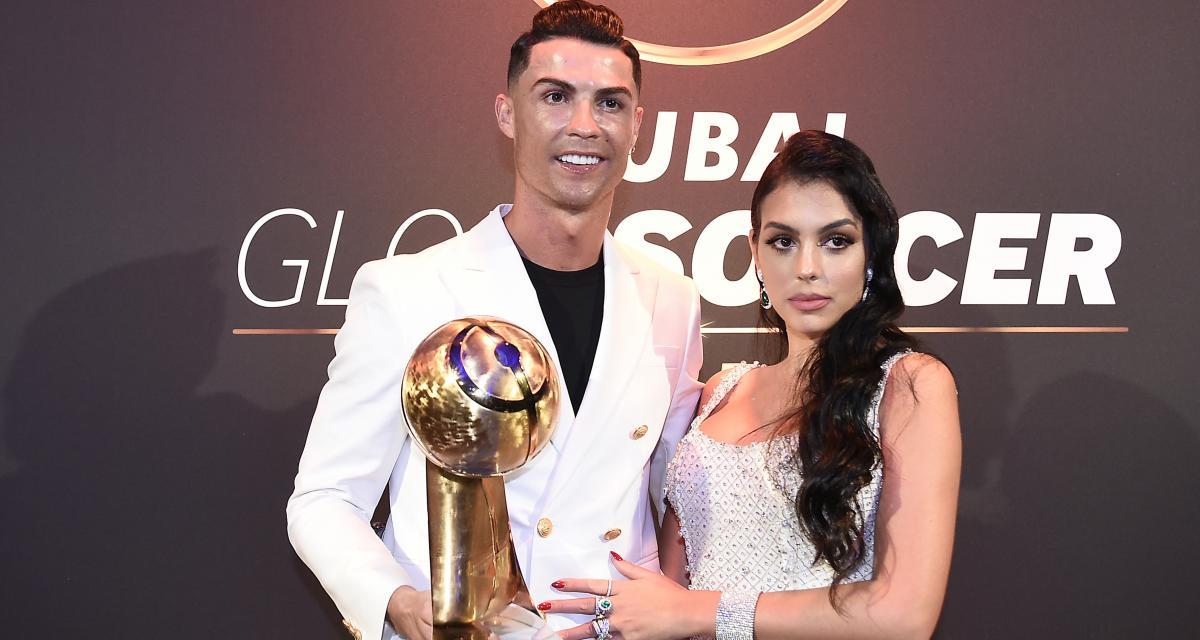 Juventus: une nouvelle vidéo de Georgina cause des problèmes à Cristiano Ronaldo