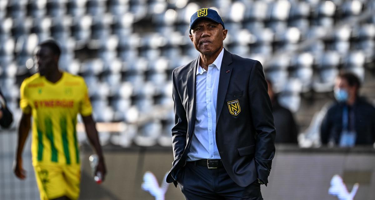 FC Nantes : coups durs en série pour Kombouaré avant le barrage retour ?
