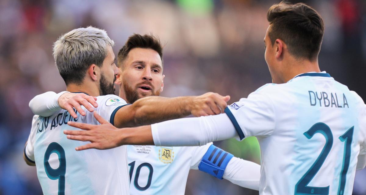 FC Barcelone, PSG - Mercato : Agüero offre un gros indice sur l'avenir de Messi