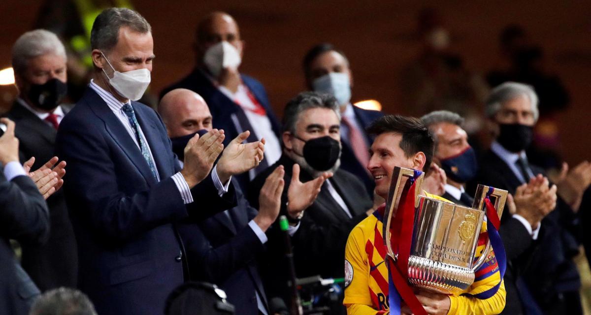 FC Barcelone, PSG - Mercato : les chiffres du contrat stratosphériques de Messi ont fuité
