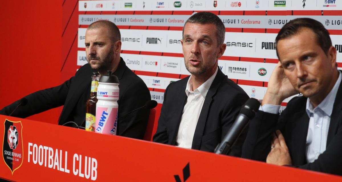Stade Rennais, RC Strasbourg – Mercato: Florian Maurice lorgne déjà un cadre à Stéphan