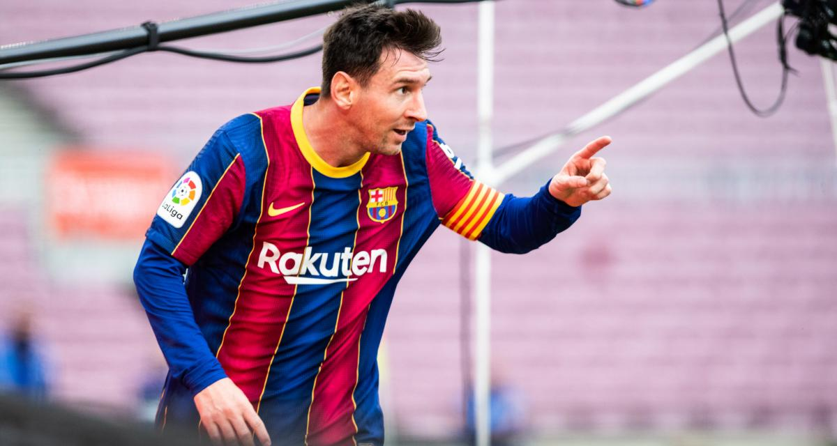 FC Barcelone – Mercato: un crack a conditionné sa venue au cas Messi