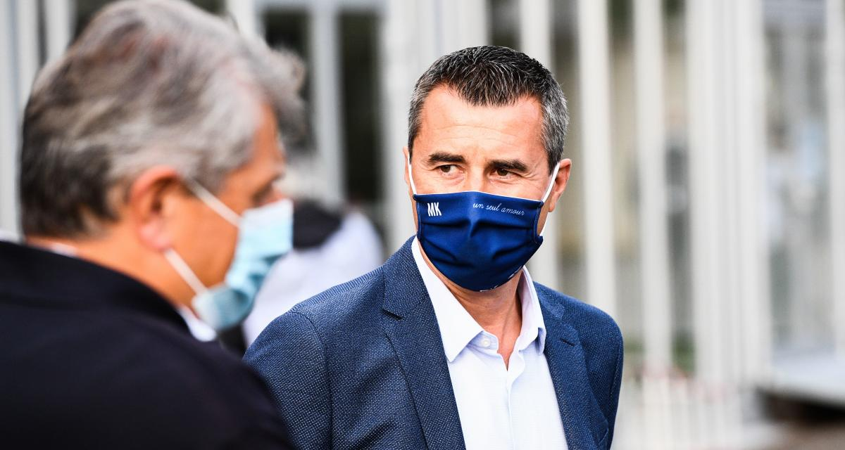 RC Strasbourg: les finances, le Mercato, les pistes... Marc Keller fait le point