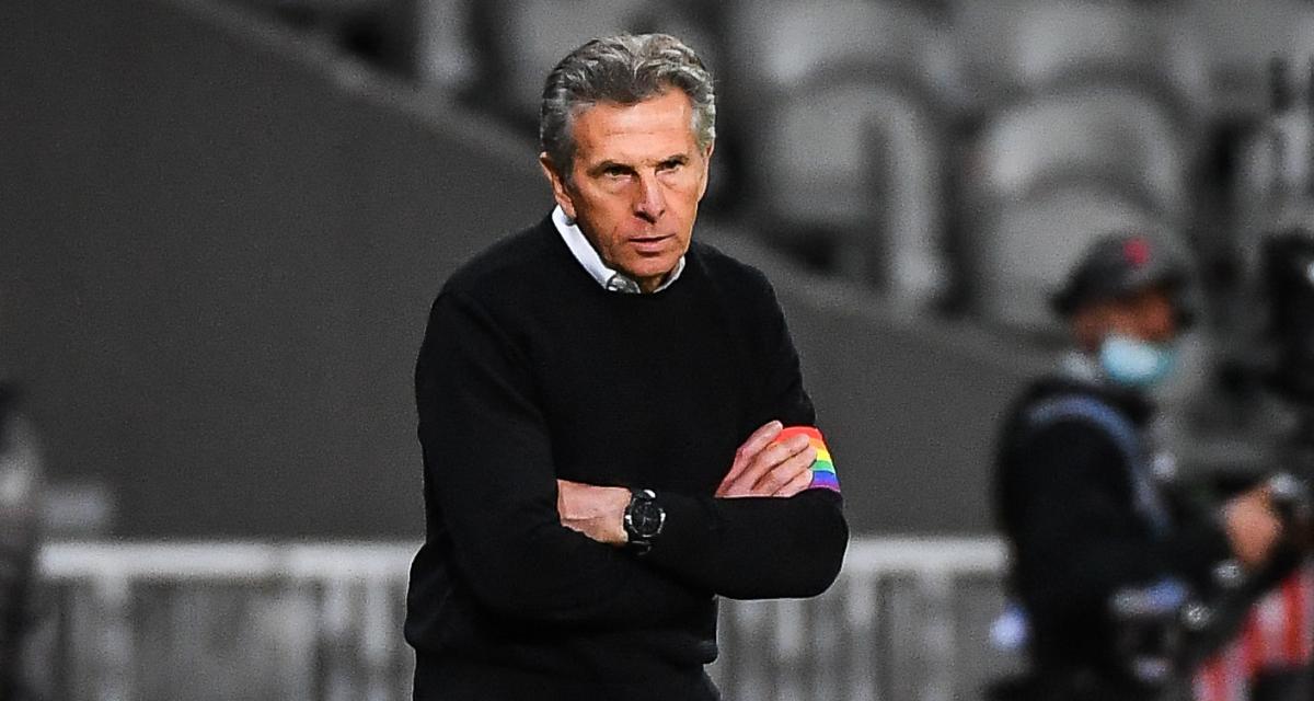 ASSE - Mercato : à la lutte avec le RB Leipzig pour un jeune attaquant