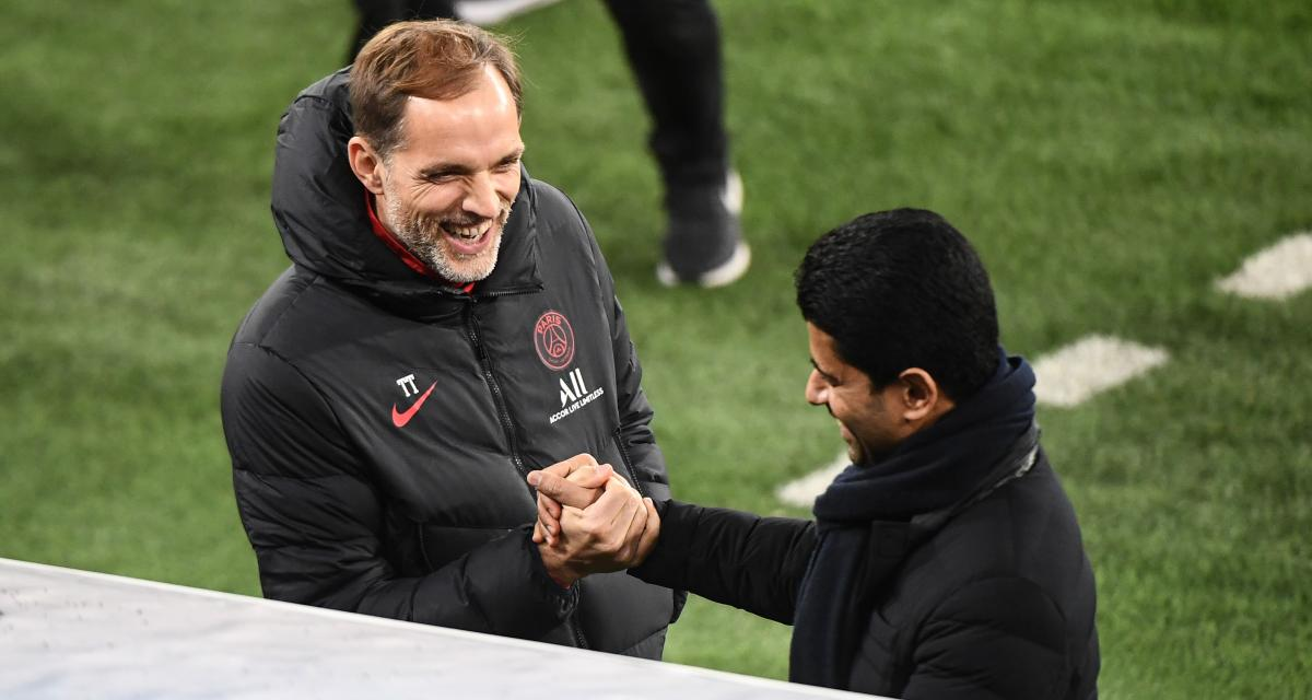 PSG : le coup de pouce d'al-Khelaïfi à Tuchel en Champions League