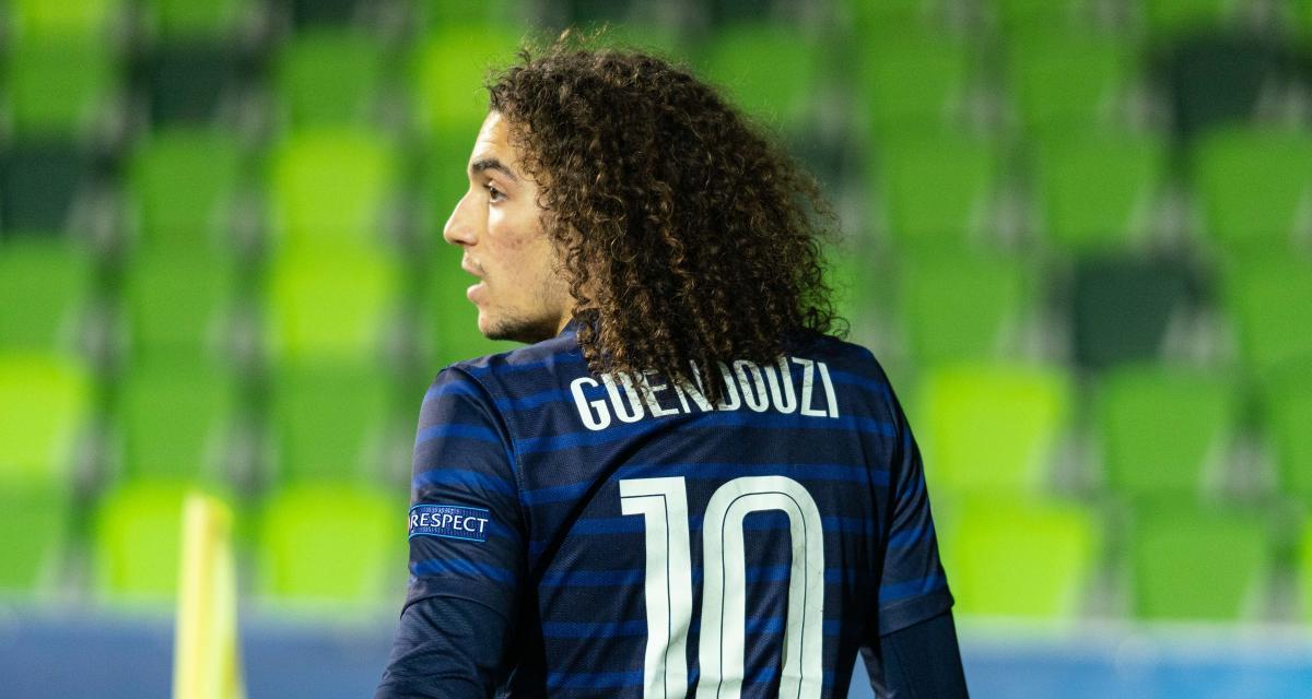 OM - Mercato : Guendouzi a tenté un autre club avant de dire oui à Marseille