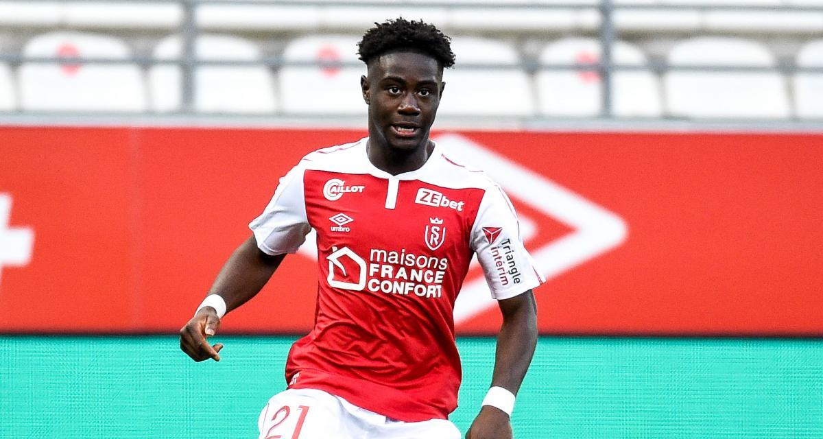 Stade de Reims - Mercato : Mbuku ouvre la porte à un départ