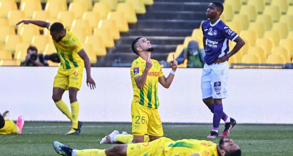 FC Nantes : un violent scandale gâche le maintien des Canaris en L1