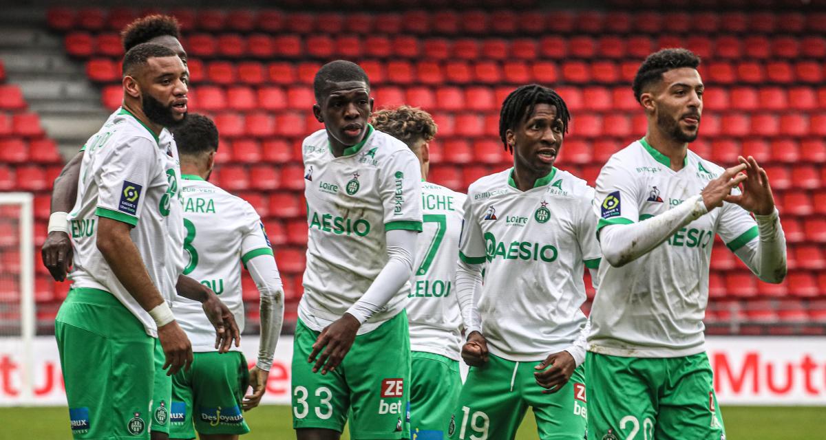 ASSE – Mercato : Bouanga, Neyou, Nordin, Moukoudi, Trauco... quels Verts sacrifiés cet été ?