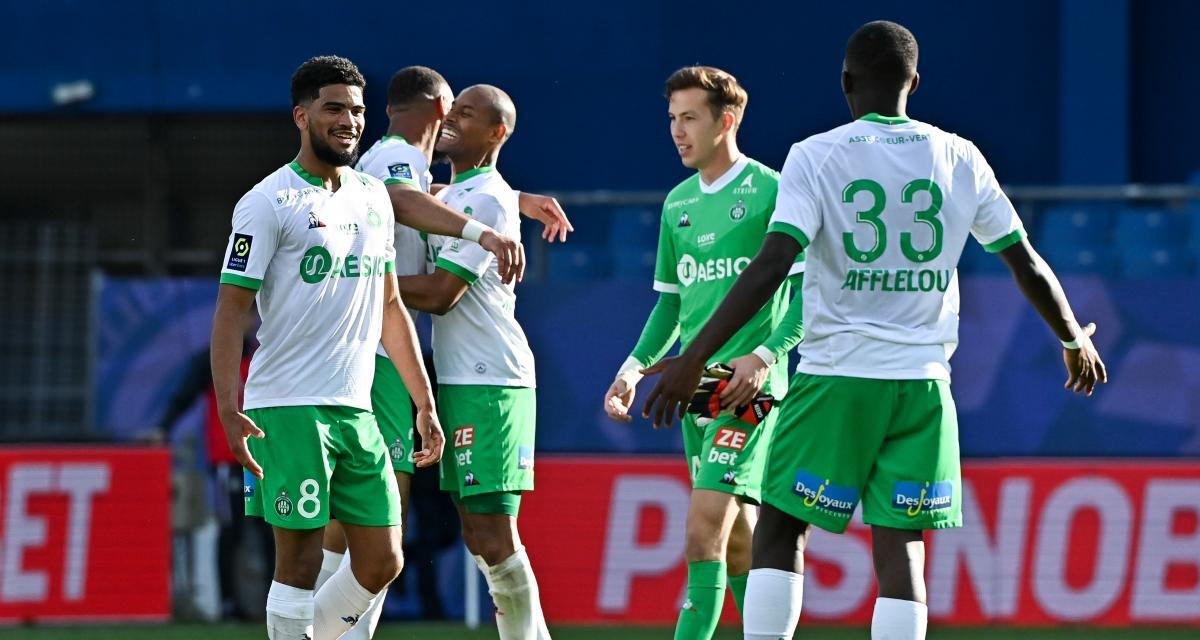 ASSE : Green, Camara, les dossiers Debuchy et Hamouma... les Tops/Flops du mois de mai chez les Verts