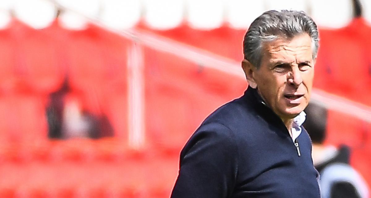 ASSE – L'oeil de Denis Balbir: « Je ne m'attends pas à voir plus de 2-3 renforts»