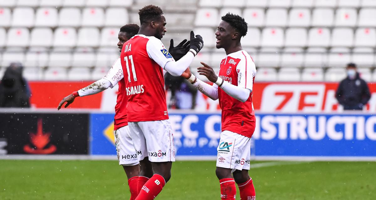 OM, OL - Mercato : le LOSC bouscule Longoria et Juninho pour cet attaquant du Stade de Reims