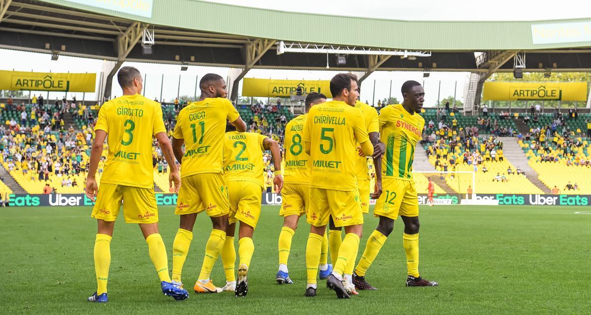 FC Nantes : le maintien des Canaris masque un couac pour Kombouaré