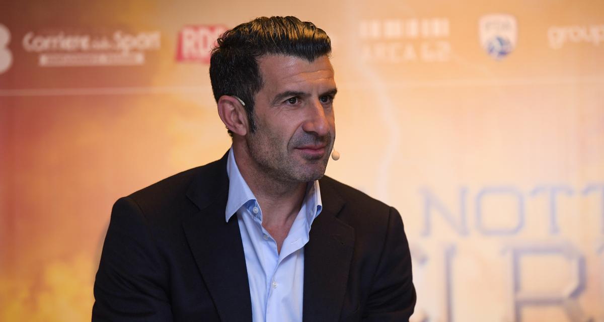 Real Madrid – Mercato : Raul, Conte, Pochettino ou Galtier... Luis Figo a tranché pour la succession de Zidane
