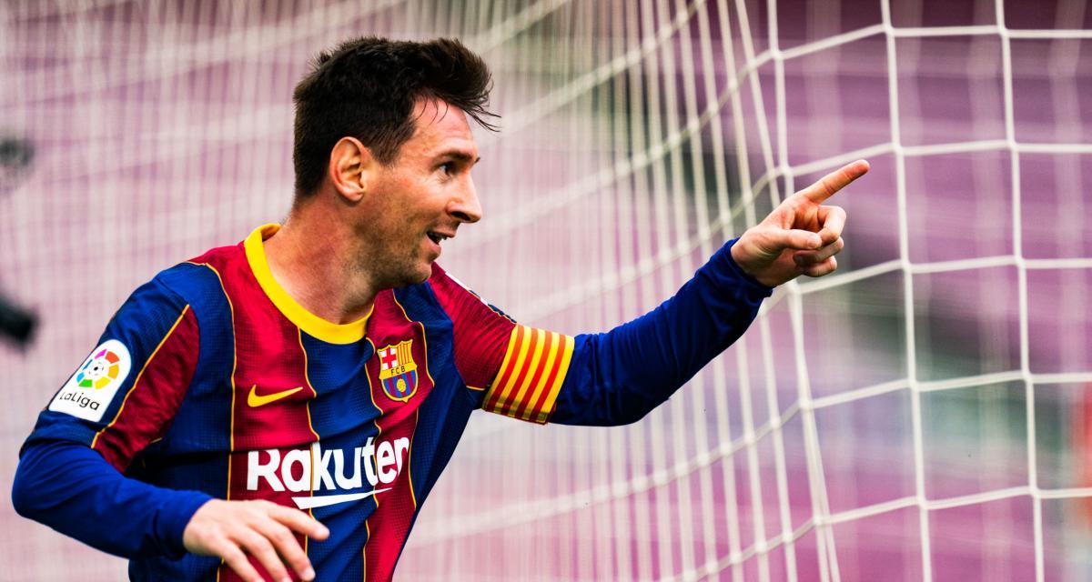 FC Barcelone, PSG – Mercato : Aguero clarifie l'avenir de Lionel Messi