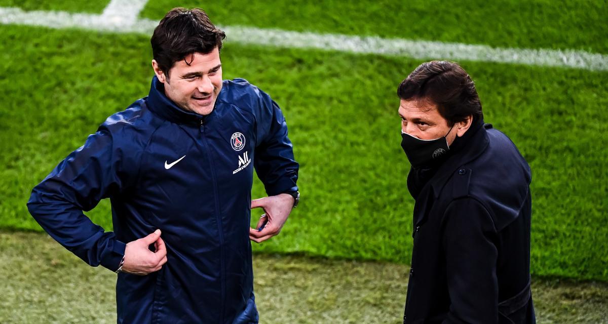 PSG, Real Madrid - Mercato : Leonardo a bien chauffé Pochettino, son avenir scellé avant ce week-end ?