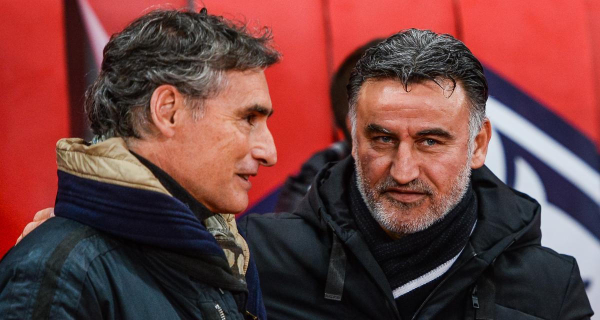 LOSC: un nouveau banc pourvu en Ligue 1... Mais le dossier Galtier n'est toujours pas réglé!