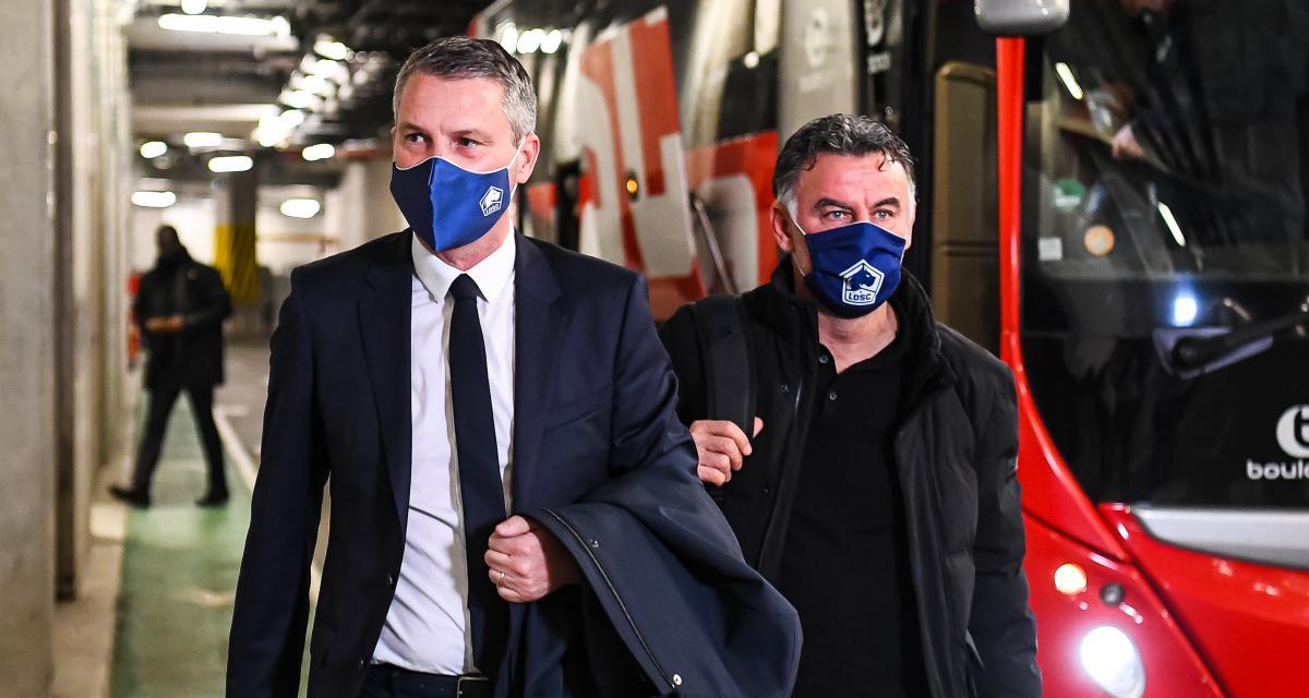 LOSC: Olivier Létang colle un gros coup de pression à Nice pour Galtier