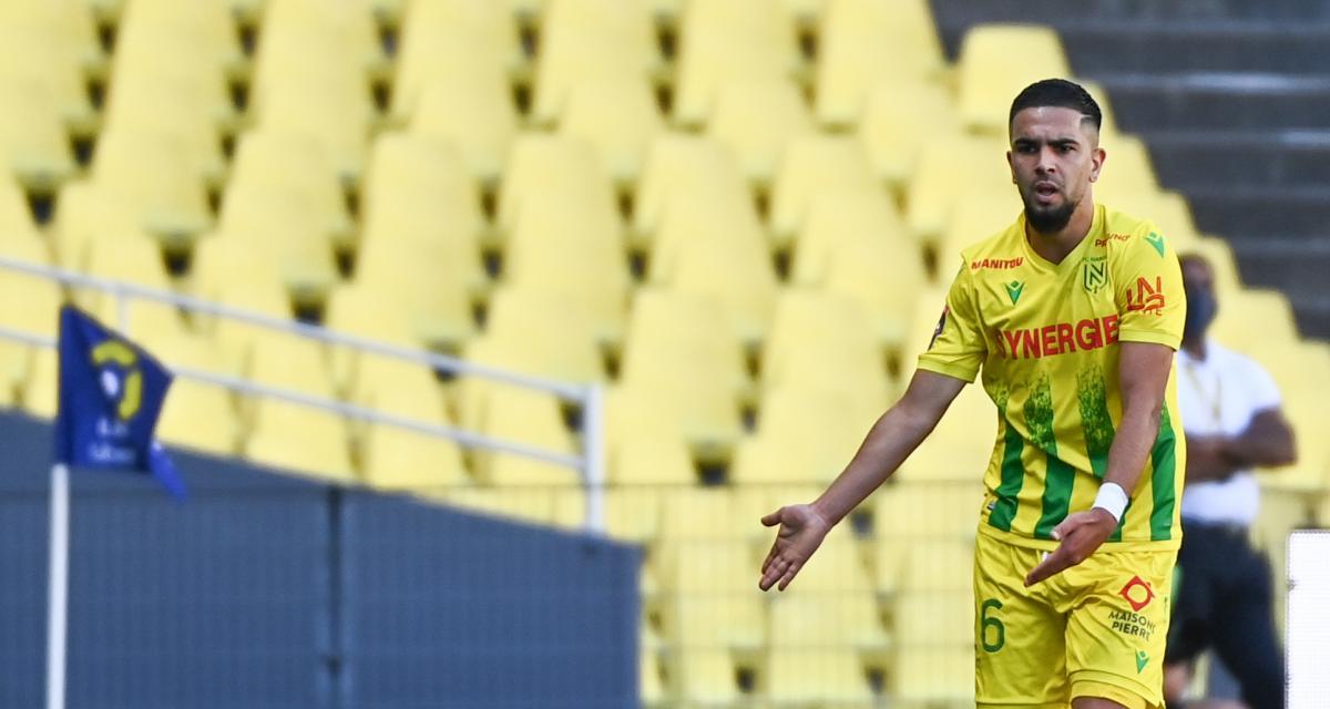 FC Nantes – Mercato: Imran Louza finalement bradé par les Canaris?