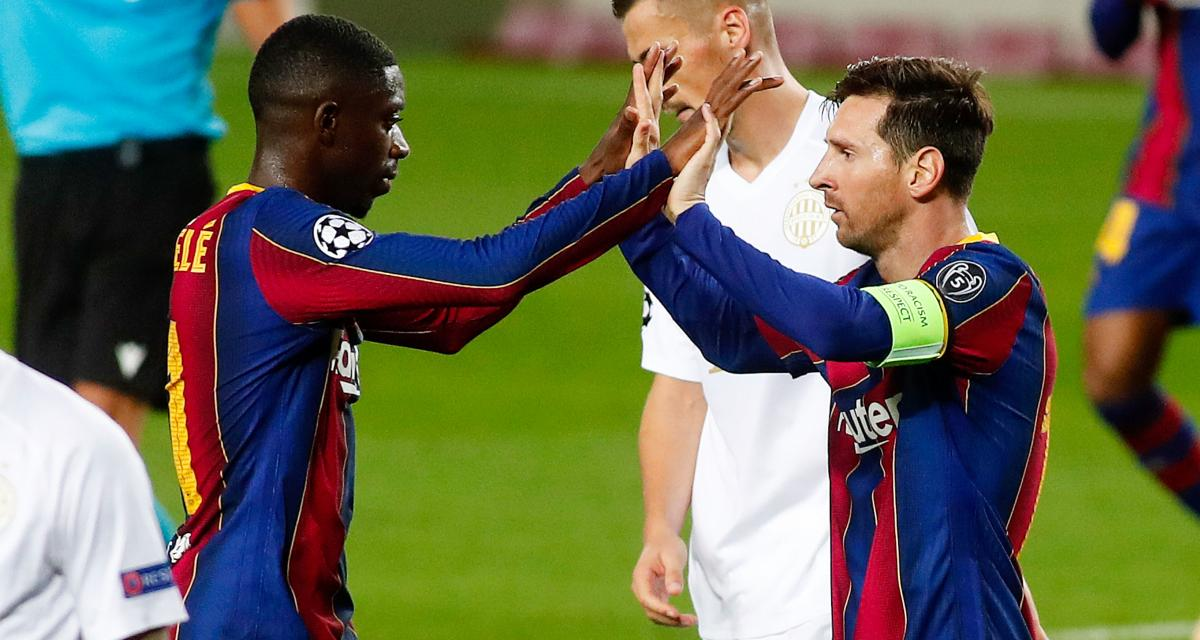 Stade Rennais, FC Barcelone : Genesio a fait fuir un compère d'attaque de Messi !