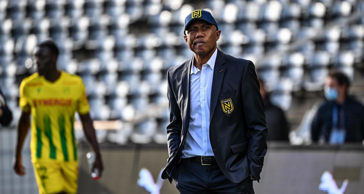 FC Nantes : une décision forte de Kita a ulcéré Kombouaré