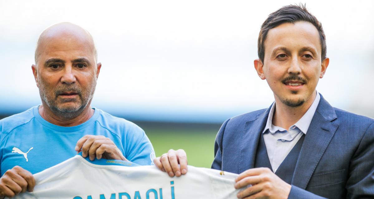 OM - Mercato : Sampaoli a fait un sacrifice pour Longoria