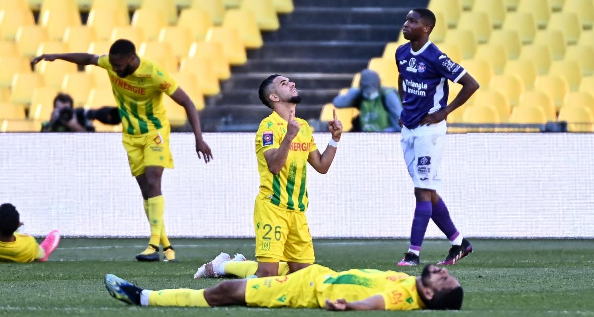 FC Nantes : le maintien des Canaris a fait une victime collatérale