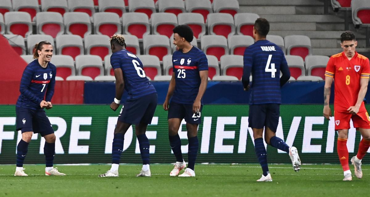Résultat amical : France 3-0 Pays de Galles (terminé)