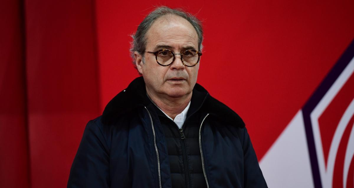 LOSC, Real Madrid - Mercato : Galtier lâché définitivement par Luis Campos ?