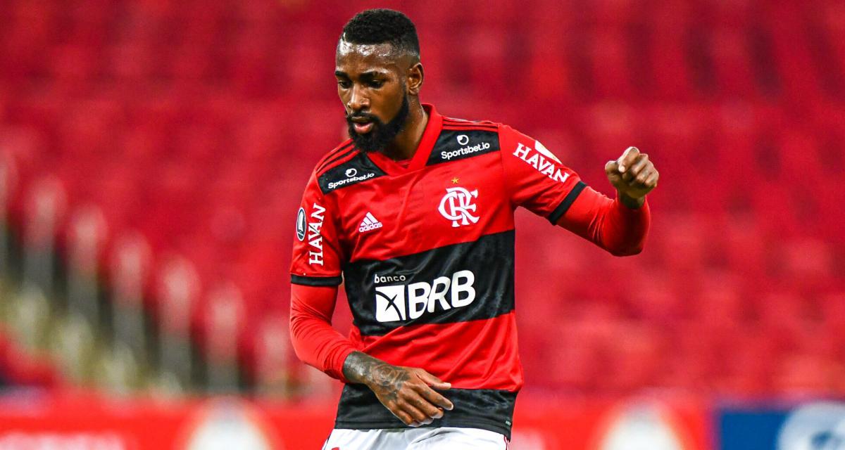 OM - Mercato : un ancien du PSG pourrait faciliter l'arrivée de Gerson (Flamengo)