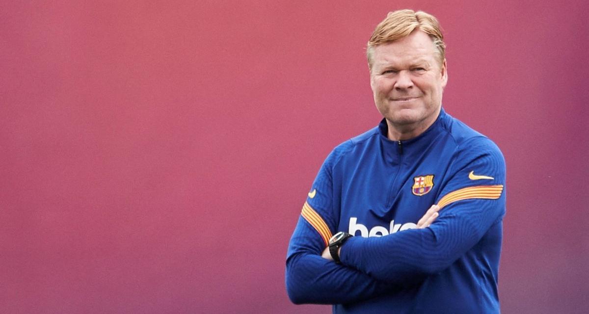 FC Barcelone - Mercato : Koeman reste l'entraîneur (officiel)