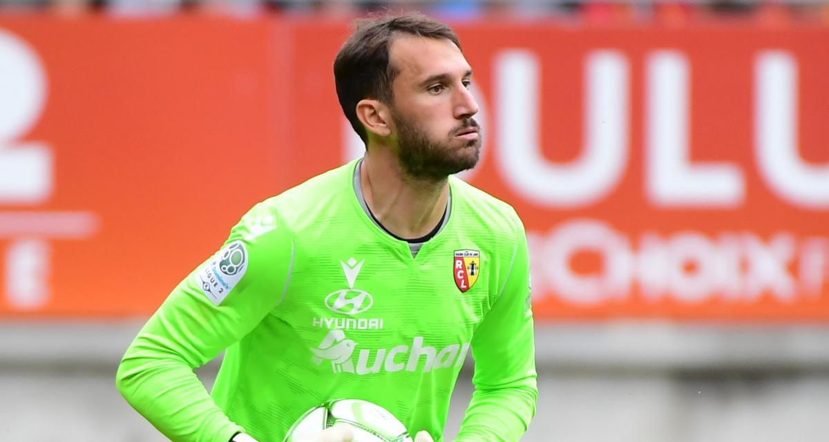 RC Lens - Mercato : Vincensini définitivement transféré (officiel)