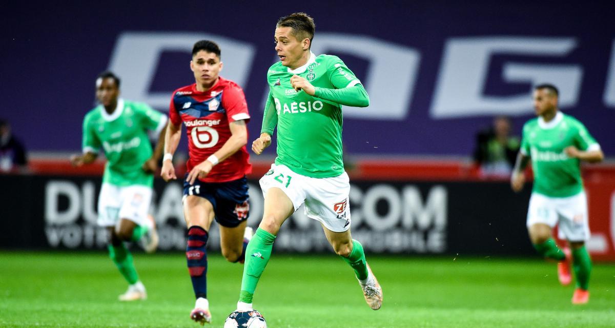 ASSE - Mercato : Hamouma pourrait rebondir dans un club de L1 très loin de Galtier