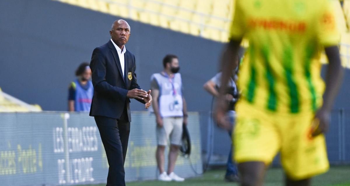 FC Nantes : Kombouaré a mis fin à un petit manège instauré par Domenech