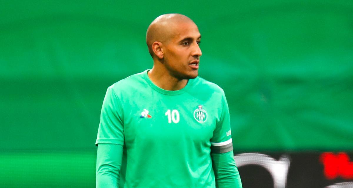 ASSE - Mercato : un club turc hésite entre Khazri et un attaquant de l'OL