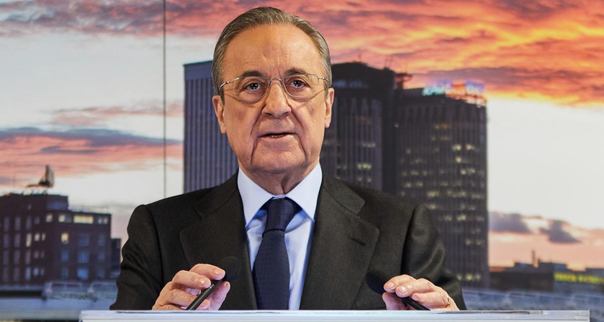 Real Madrid : Florentino Pérez traîné en justice à cause de la Super League ?