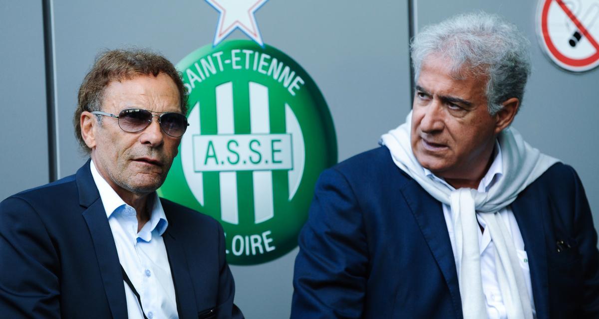 ASSE : un ancien club partenaire taille Romeyer et Caiazzo